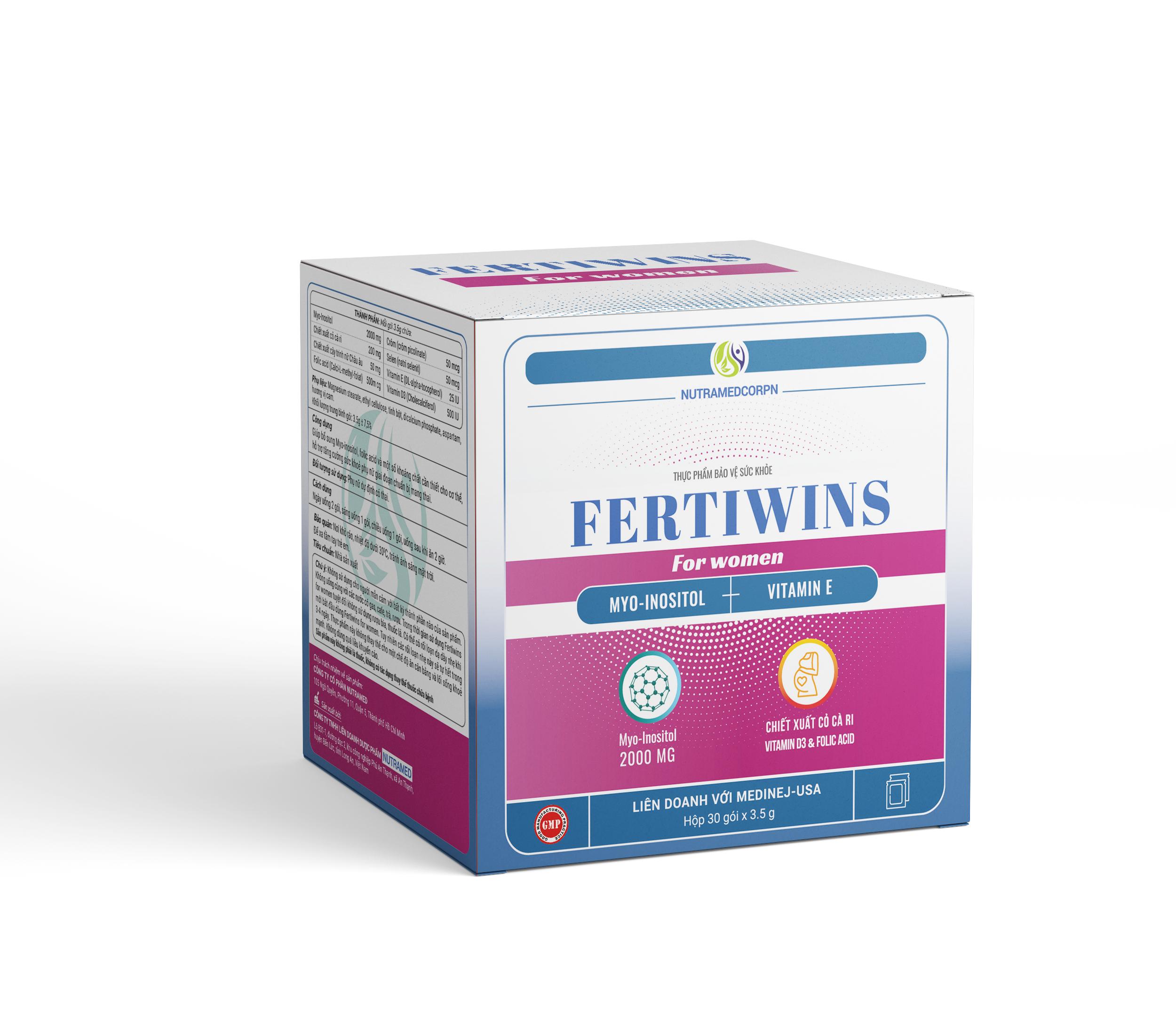 FERTIWINS FOR WOMEN
